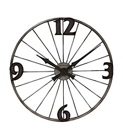 FirsTime Bicycle Wheel Wall Clock