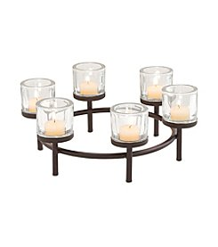 San Miguel Six Votive Holder Centerpiece