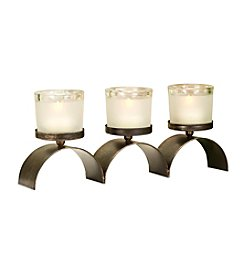 San Miguel Three Votive Holder Lighting Bar