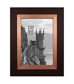 MKT@Home Walnut Wedge Photo Frame