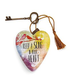 DEMDACO® Keep A Song Art Heart