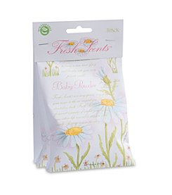 Fresh Scents™ Baby Powder Sachet 3-Pack