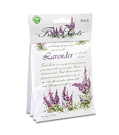Fresh Scents™ Lavender Sachet 3-Pack