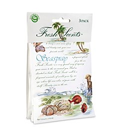 Fresh Scents™ Seaspray Sachet 3-Pack