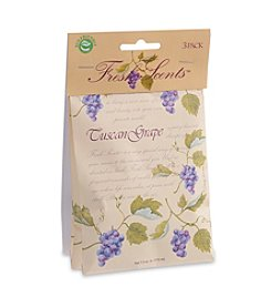 Fresh Scents™ Tuscan Grape Sachet 3-Pack
