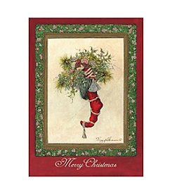 LPG Greetings Christmas Stocking Holiday Cards