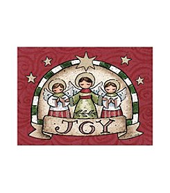 LPG Greetings Country Angel Joy Holiday Cards