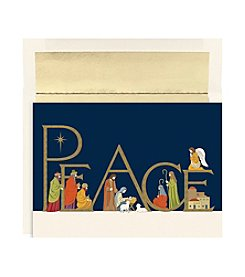 Masterpiece Peaceful Night Boxed Holiday Cards