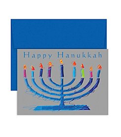 Masterpiece Menorah Boxed Holiday Cards