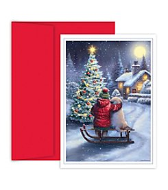 Masterpiece Best Friends Boxed Holiday Cards