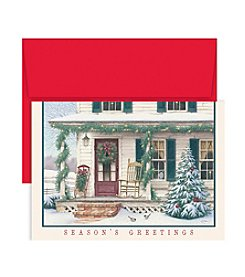 Masterpiece Welcome Home Boxed Holiday Cards