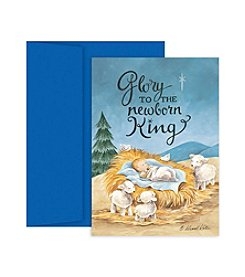 Masterpiece Glory To The King Boxed Holiday Cards