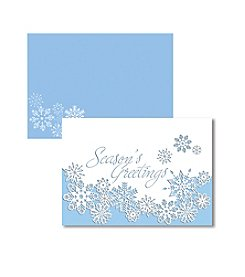 Masterpiece Snowflake Laser Cut Boxed Holiday Cards