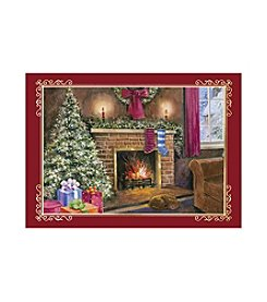 Masterpiece Living Room Boxed Holiday Cards