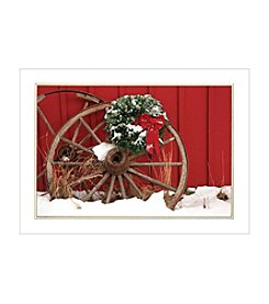 Masterpiece Wagon Wheel Boxed Holiday Cards