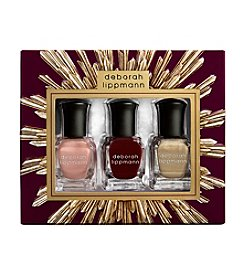 Deborah Lippmann® Family Jewels 3-Piece Gift Set (A Value $36)