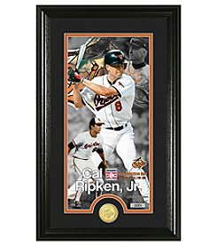 MLB® Baltimore Orioles Cal Ripken Jr. Supreme Bronze Coin Photo Mint