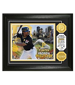 MLB® Pittsburgh Pirates Andrew McCutchen Photo Mint