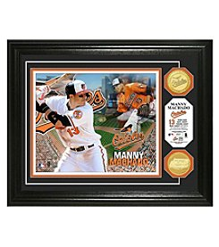 MLB® Baltimore Orioles Manny Machado Photo Mint