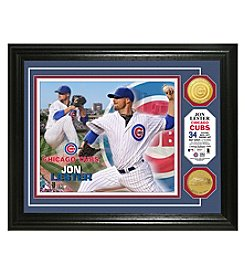 Highland Mint MLB® Chicago Cubs Jon Lester Photo Mint