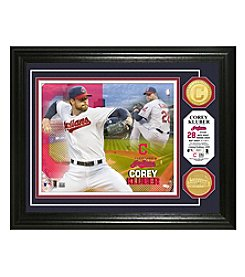 MLB® Cleveland Indians Corey Kluber Photo Mint