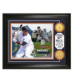 MLB® Detroit Tigers Miguel Cabrera Photo Mint