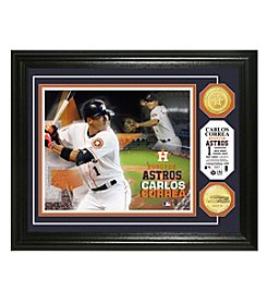 MLB® Houston Astros Carlos Correa Photo Mint