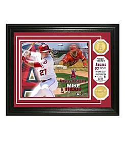 MLB® Los Angeles Angels Mike Trout Photo Mint