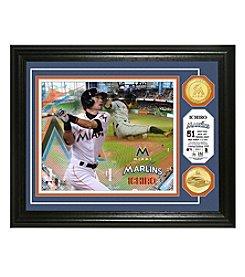 MLB® Miami Marlins Ichiro Photo Mint