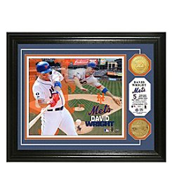 MLB® New York Mets David Wright Photo Mint