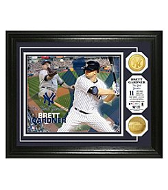 MLB® New York Yankees Brett Gardner Photo Mint