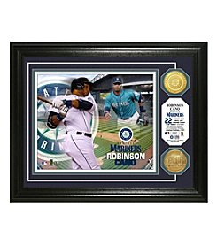 MLB® Seattle Mariners Robinson Cano Photo Mint