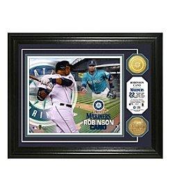 MLB® Seattle Mariners Robinson Cano Photo Mint