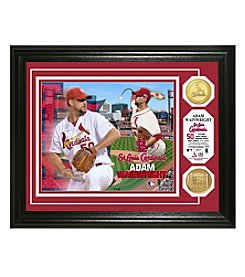 MLB® St. Louis Cardinals Adam Wainwright Photo Mint