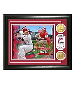 MLB® St. Louis Cardinals Yadier Molina Photo Mint