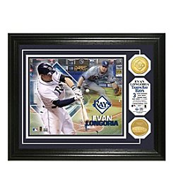 MLB® Tampa Bay Rays Evan Longoria Photo Mint