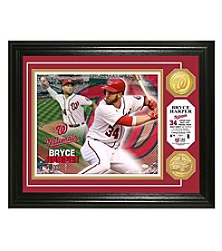 MLB® Washington Nationals Bryce Harper Photo Mint