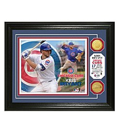 Highland Mint MLB® Chicago Cubs Kris Bryant Photo Mint