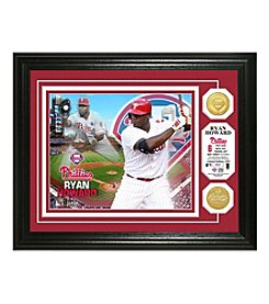 MLB® Philadelphia Phillies Ryan Howard Photo Mint