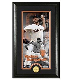 MLB® San Francisco Giants Madison Bumgarner Supreme Bronze Coin Photo Mint