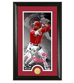 MLB® Cincinnati Reds Joey Votto Supreme Bronze Coin Photo Mint