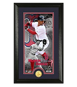 MLB® Boston Red Sox Mookie Betts Supreme Bronze Coin Photo Mint
