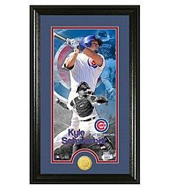 MLB® Chicago Cubs Kyle Schwarber Supreme Bronze Coin Photo Mint