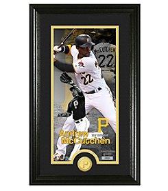 MLB® Pittsburgh Pirates Andrew McCutchen Supreme Bronze Coin Photo Mint