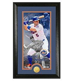 MLB® New York Mets David Wright Supreme Bronze Coin Photo Mint