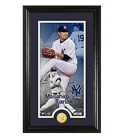 MLB® New York Yankees Masahiro Tanaka Supreme Bronze Coin Photo Mint