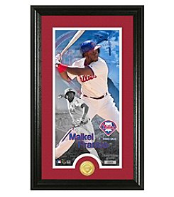 MLB® Philadelphia Phillies Maikel Franco Supreme Bronze Coin Photo Mint