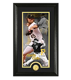 MLB® Pittsburgh Pirates Gerrit Cole Supreme Bronze Coin Photo Mint