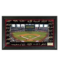 MLB® Arizona Diamondbacks 2016 Signature Field