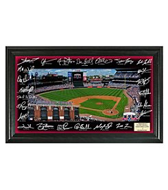 MLB® Atlanta Braves 2016 Signature Field